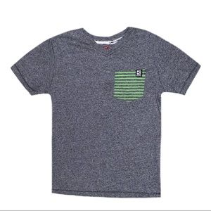 Distortion Boy's Short Sleeve Shirt